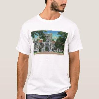 Exterior View of Taylor Hall, Vassar College T-Shirt