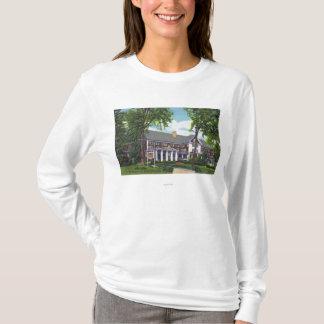 Exterior View of the Berkshire Inn T-Shirt