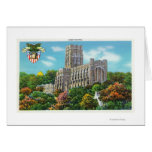 Exterior View of the Cadet Chapel Cards