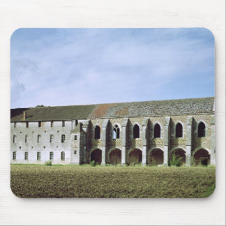 Exterior view of the Cistercian Abbey Mouse Mat
