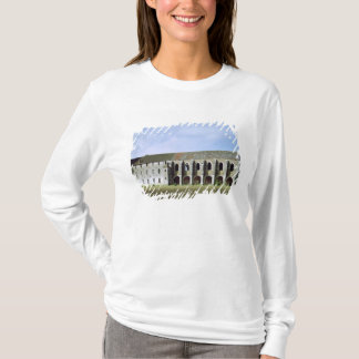 Exterior view of the Cistercian Abbey T-Shirt