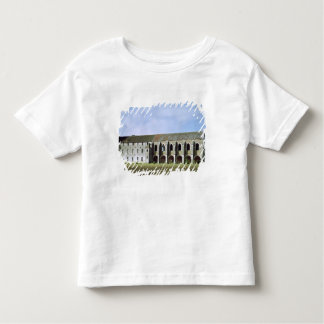 Exterior view of the Cistercian Abbey Toddler T-Shirt