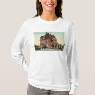Exterior View of the Crocker Residence T-Shirt