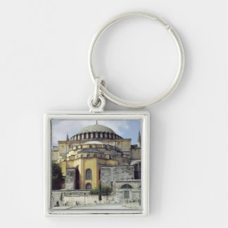 Exterior view of the cupola, 532-37 key ring