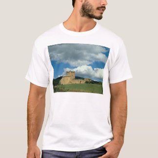 Exterior view of the fortress, built 1038-43 T-Shirt