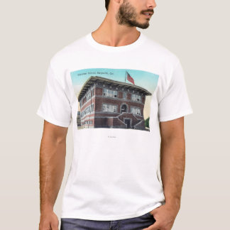 Exterior View of the Grammar School 2 T-Shirt