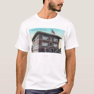 Exterior View of the Grammar School 2 T-Shirt