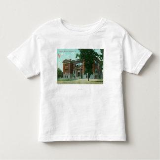 Exterior View of the Grammar School 3 Toddler T-Shirt