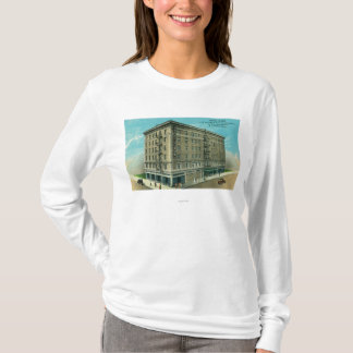 Exterior View of the Hotel Clark T-Shirt