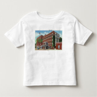 Exterior View of the Nelson House T-shirt