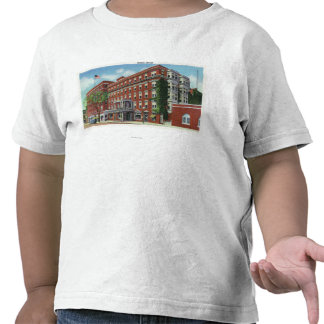 Exterior View of the Nelson House Tee Shirts