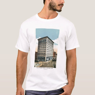 Exterior View of the New Park Building T-Shirt