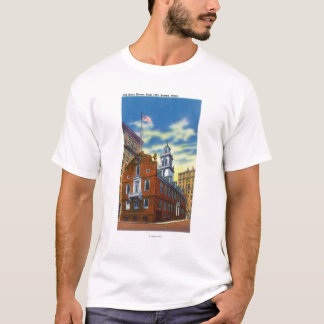 Exterior View of the Old State House T-Shirt