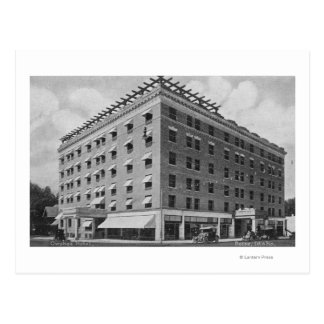 Exterior View of the Owyhee HotelBoise, ID Postcard