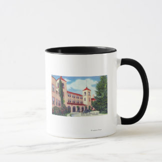 Exterior View of the Sonoma Mission Inn Mug