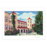 Exterior View of the Sonoma Mission Inn Postcards