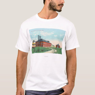 Exterior View of the Sugar Factory T-Shirt