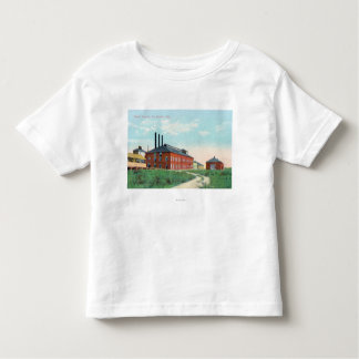 Exterior View of the Sugar Factory Toddler T-Shirt