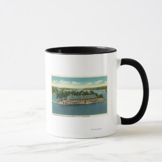Exterior View of the Thousand Island Yacht Mug