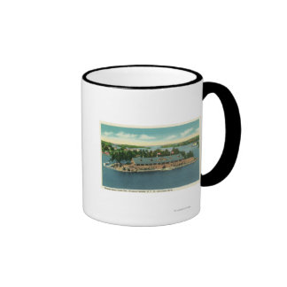 Exterior View of the Thousand Island Yacht Ringer Mug