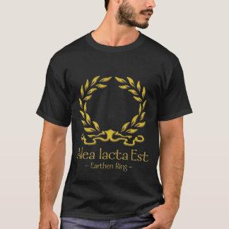 Exterminating the gnome menace T-Shirt
