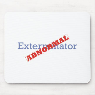 Exterminator / Abnormal Mouse Pad