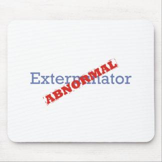 Exterminator Abnormal Mousepads