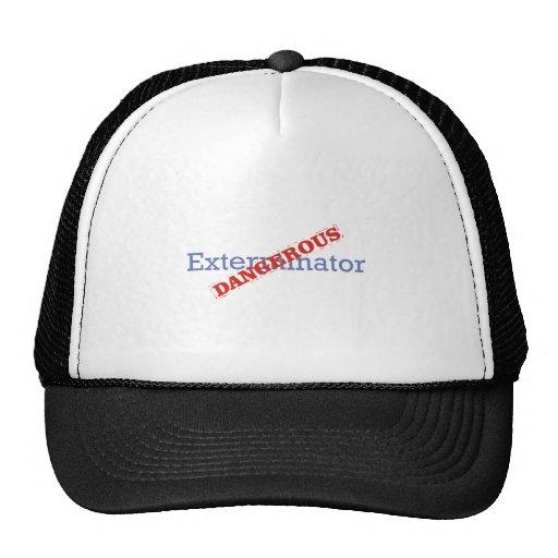 Exterminator / Dangerous Trucker Hats