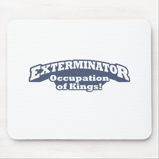Exterminator / Kings Mouse Pads