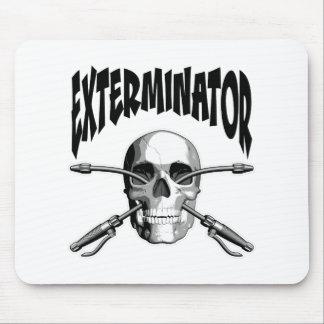 Exterminator Mousepads