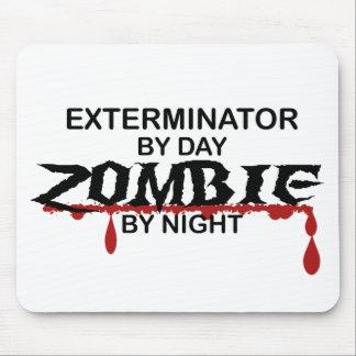 Exterminator Zombie Mouse Pads