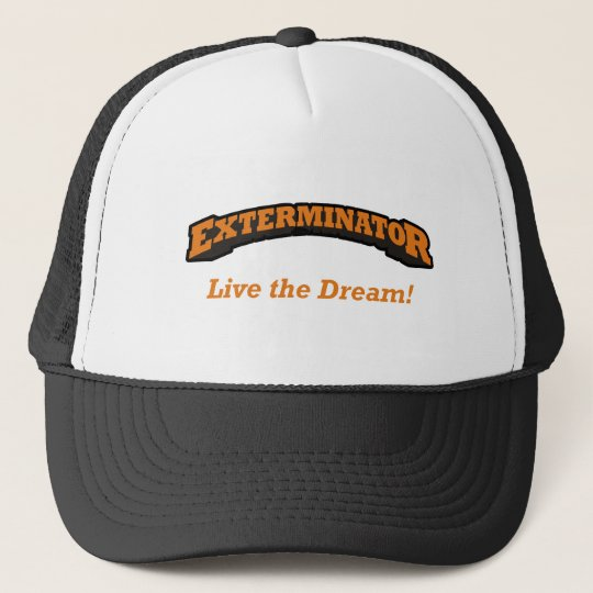 Exterminators / Dream Trucker Hat