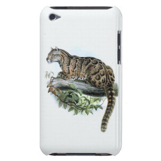 Extinct Formosa Leopard Jungle Cat Barely There iPod Cases
