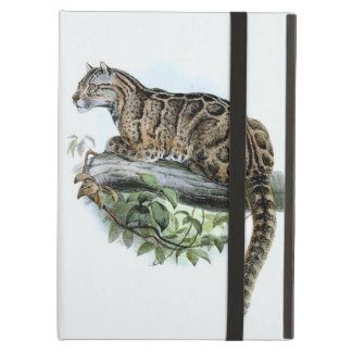 Extinct Formosa Leopard Jungle Cat Case For iPad Air
