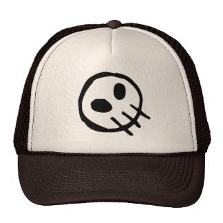Extinction Logo Skull-Top Cap