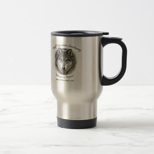 Extinction - Travel Mug Stainless Steel 15oz