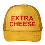 Extra Cheese Trucker Hat