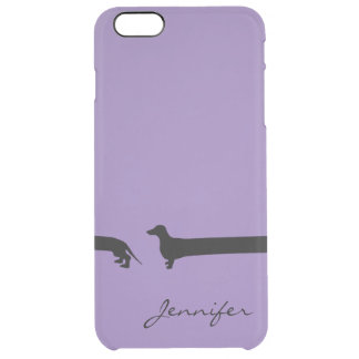 Extra long Dachshund iphone 6 case