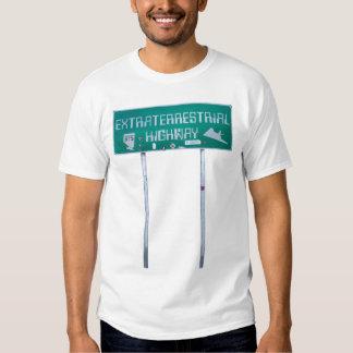 Extra Terrestrial Highway T Shirt