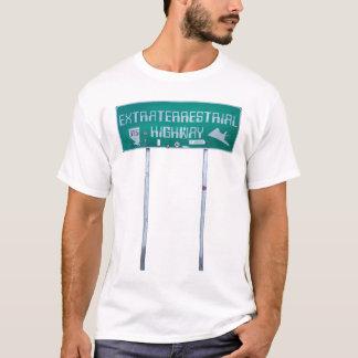 Extra Terrestrial Highway T-Shirt
