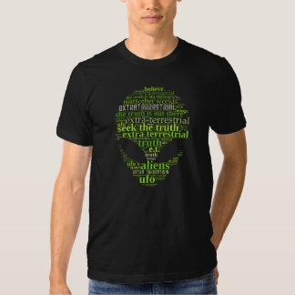 Extra Terrestrial Seek The Truth T Shirt