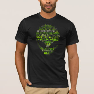 Extra Terrestrial Seek The Truth T-Shirt