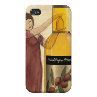 Extra Virgin Olive Oil EVOO iPhone Case iPhone 4/4S Covers