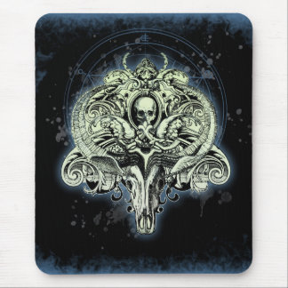 Extraction of Baphomet Mousepad