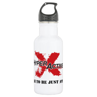 ExtraHyperActive Ambassador Water Bottle