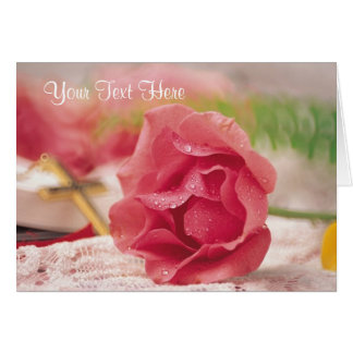 Extraordinary Blessed & Wonderful Easter Wishes Greeting Card
