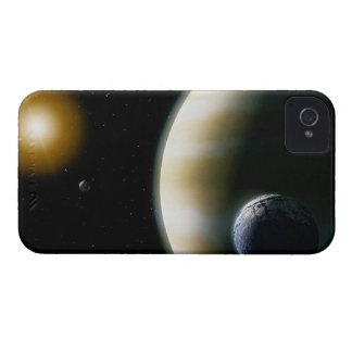 Extrasolar Planet iPhone 4 Case-Mate Case