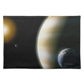 Extrasolar Planet Placemat