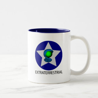 EXTRATERRESTRIAL MUGS