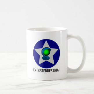 EXTRATERRESTRIAL COFFEE MUGS